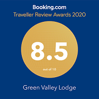 Bookingcom 2020 Reward Green Valley Lodge